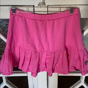 FILA- tennis skirt 🎾🎾🎾